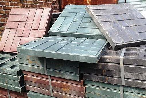 качества полимерной плитки