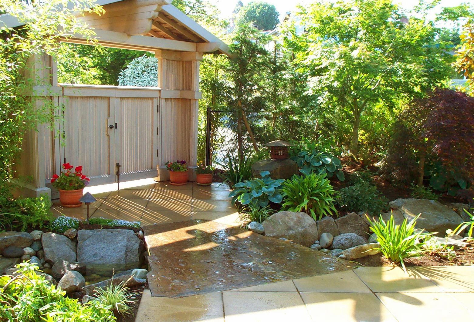 дизайн сада огорода в частном доме