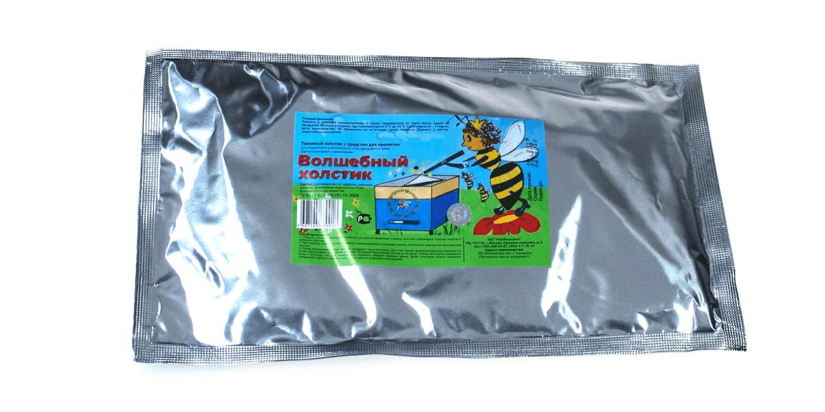волшебный холстик для усмерения пчёл